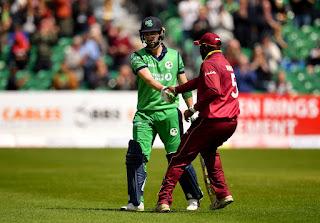 Andy Balbirnie 135 vs West Indies Highlights