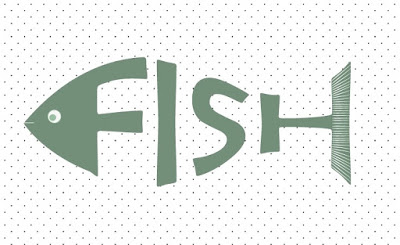 Wrap Text in Fish Shape in Illustrator
