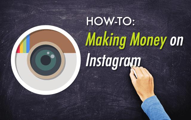 Cara Cerdas Mendapatkan Penghasilan Dari Instagram