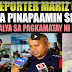 Mariz Umali's Interview with Gen. Dela Rosa About Espinosa's Death Angers Netizens