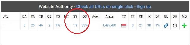 Moz Spam Score Tidak Mempengaruhi Peringkat Google