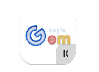 GeM Kwgt Paid Apk 20.0 [Latest Version]