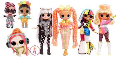 Новые куклы и питомцы L.O.L. Surprise Lights Series