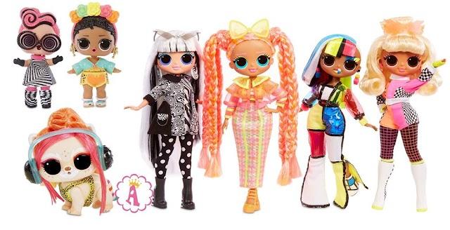 Куклы и питомцы L.O.L. Surprise Lights Series 2020 года уже в продаже, включая шарнирных O.M.G.