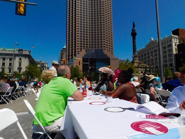 Common Ground in Cleveland on Public Square