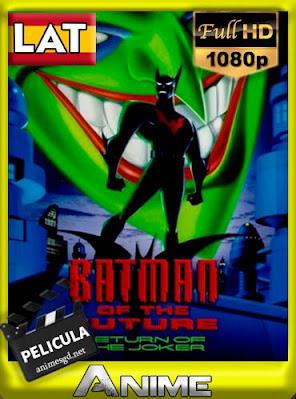 Batman del futuro El regreso del guason (2000) HD [1080p] Latino [GoogleDrive] BerlinHD