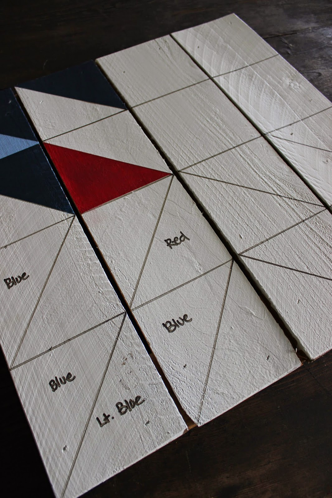 Tweetle Dee Design Co How To Make A Barn Quilt