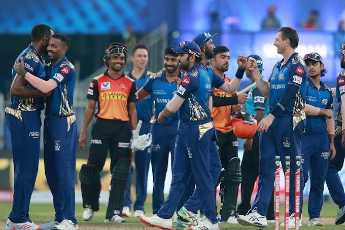 IPL 2020 17th Match MI vs SRH Highlights: मुंबई ने हैदराबाद को 34 रन से हराया