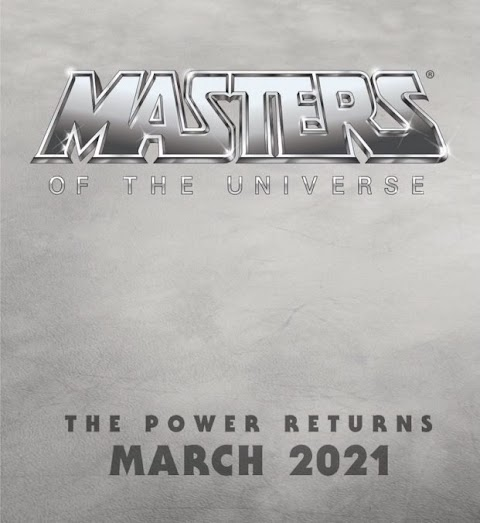 'Masters of the Universe' (2021)
