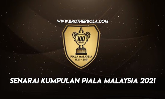 Senarai Kumpulan TM Piala Malaysia 2021