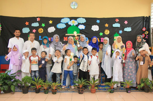 guru & orangtua kelas b