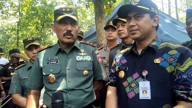 Pangdam IV/Diponegoro : TMMD bentuk Kemanunggalan TNI - Rakyat