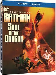 Film Batman: Soul of the Dragon 2021sub indo
