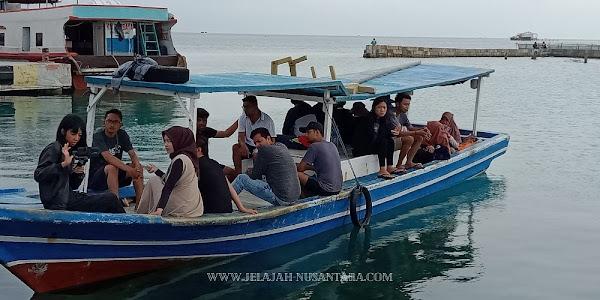 wisata pantai open trip dan private trip pulau harapan