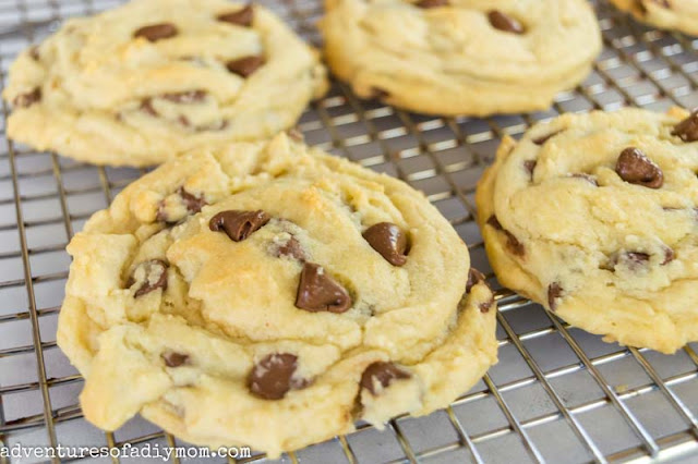 chocolate chip cookies made without brown sugar
