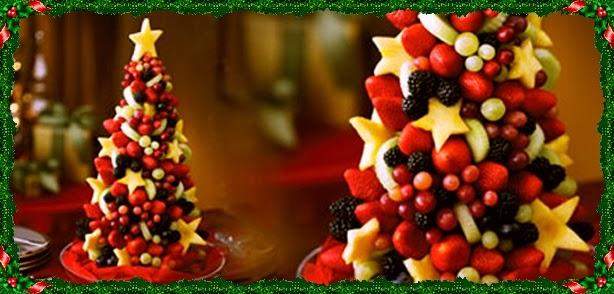 Enfeite De Frutas ~ Faça voc u00ea mesma Pratos e arranjos Natalinos com legumes e frutas Portal da Mulher