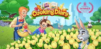 Cooking Diary (MOD, Unlimited Money) APK + OBB For Android