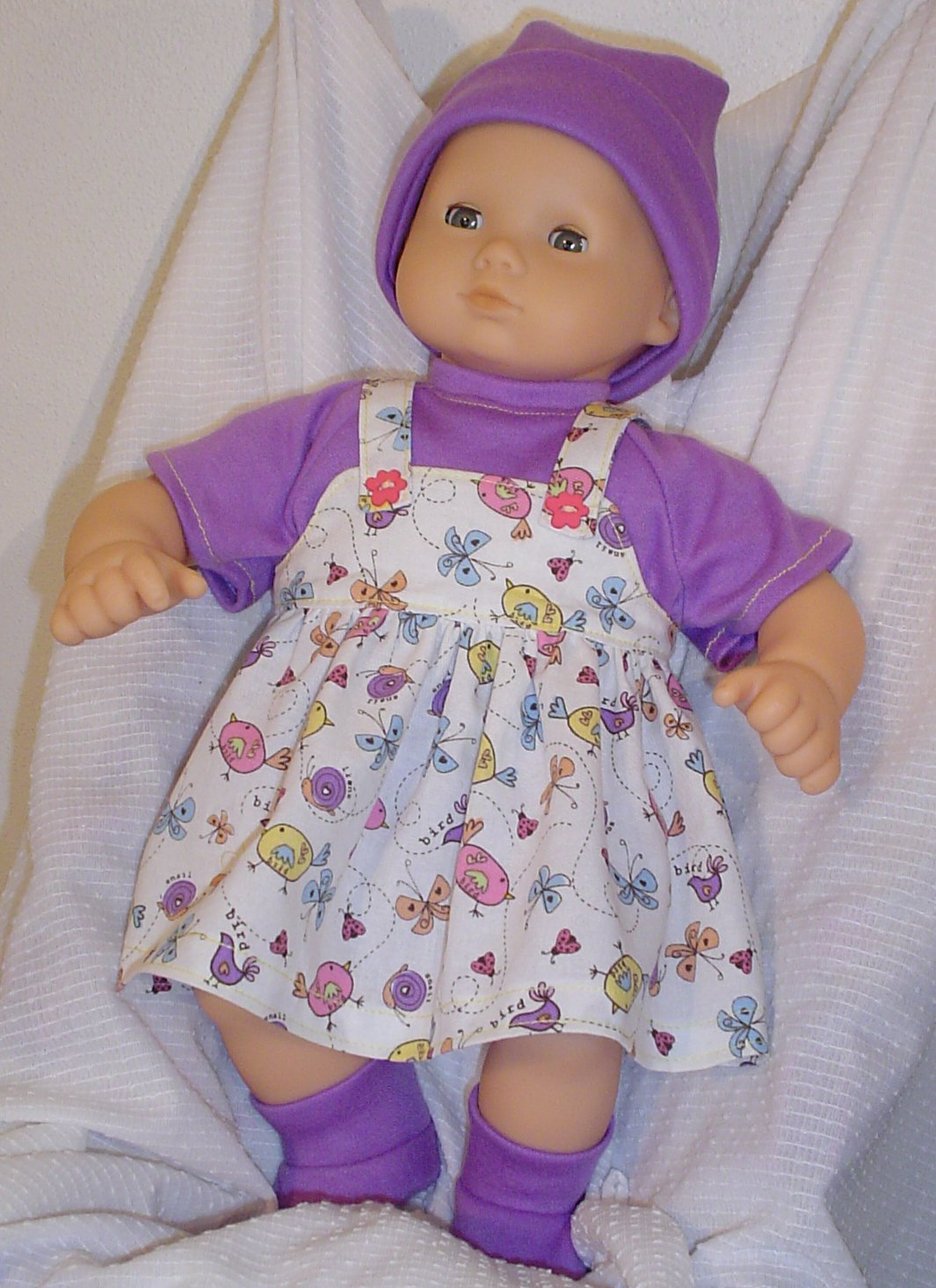 Lanetta S Creations Fourth Day Of Christmas Doll Clothes