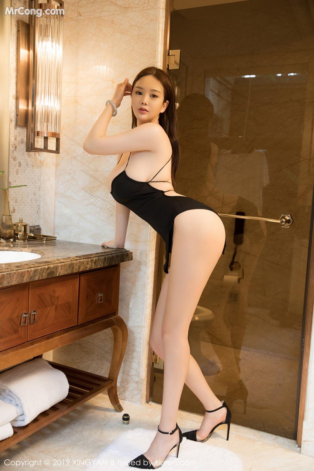 Image XingYan-Vol.124-Silvia-MrCong.com-037 in post XingYan Vol.124: 易阳Silvia (44 ảnh)