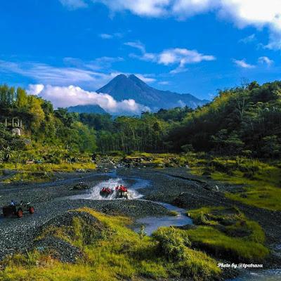 Wisata Kali Kuning Jogjakarta Indonesia