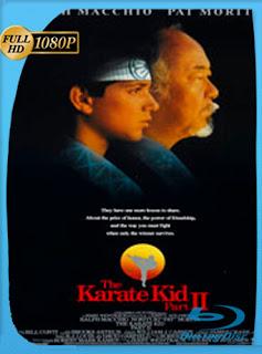 Karate Kid 2 la historia continúa 1986 HD [1080p] Latino [GoogleDrive] DizonHD