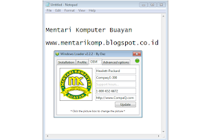 Aktivasi Semua Versi Windows 7 Secara Permanen, Cara Aktivasi Windows Secara Permanen, Download Aktivator Windows 7,  Kumpulan Aktivator Windows, Cara Aktivasi Windows 7, Download Windows Loader v2.2.2, Download Windows 7 OEM Brander & Activator 2.0, Download Windows 7 Loader eXtreme Edition v3.503, Cara Mengaktifasi Windows 7, Cara Mengaktivasi Windows, Cara Aktivasi Windows