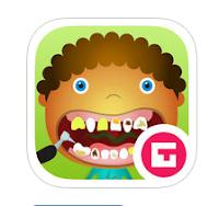 tiny dentist app cuerpo humano