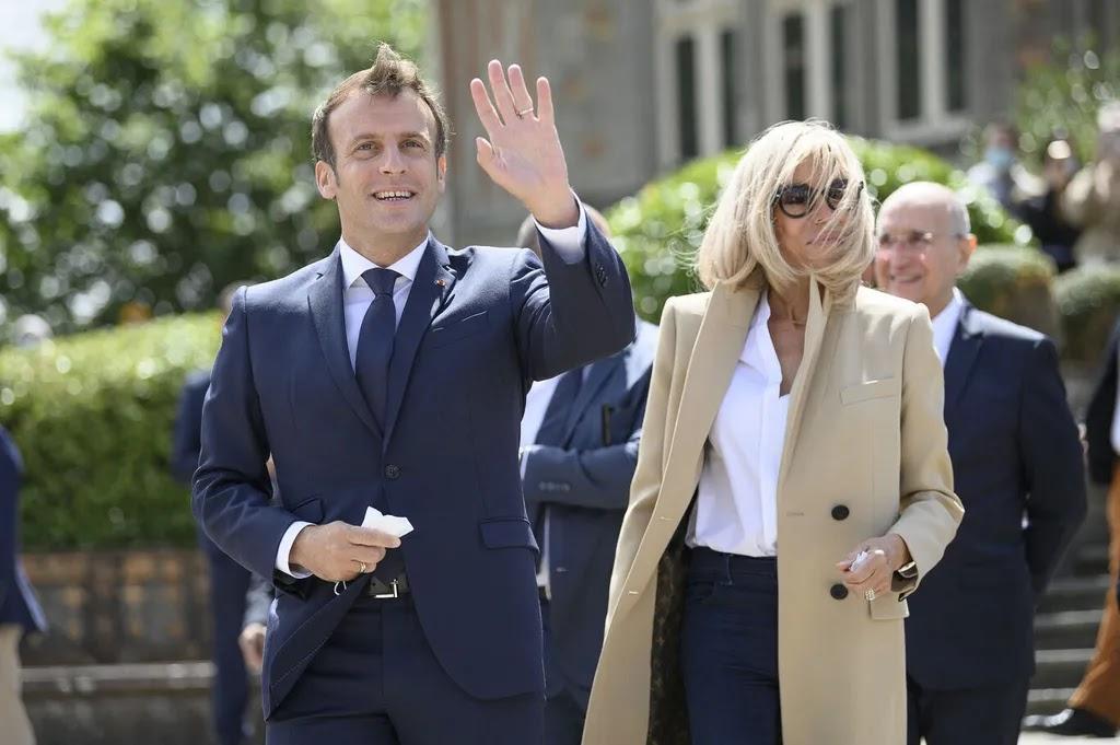E. Macron : cette curieuse anecdote de bricolage qui a embarrassé son voisin