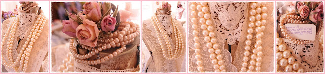 Pearls and Lace, My Favorites!