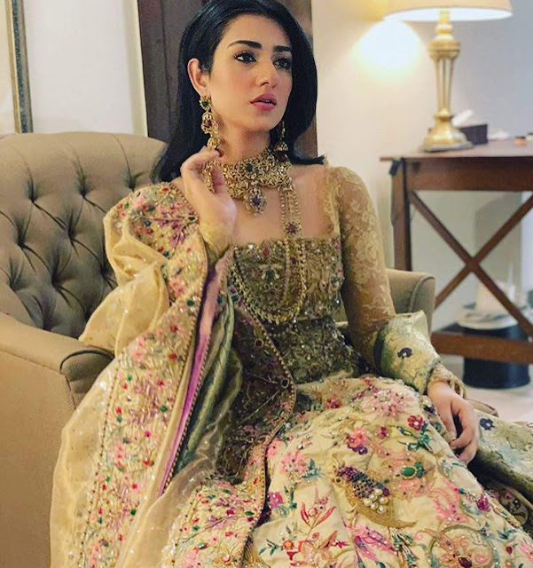 Exclusive Clicks of Famous Stars from Hum Bridal Couture Week 2020
