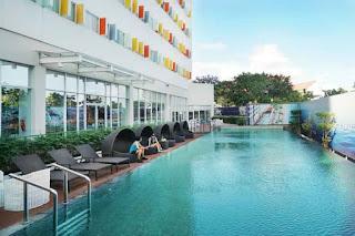 Pool Harris Batam Centre