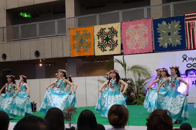 池田フラダンス