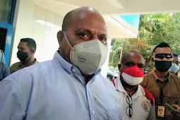 Mathius Fakhiri Minta Media di Merauke Beritakan Papua yang Aman untuk Semua