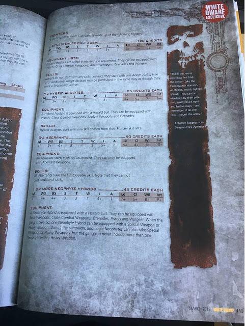 Cultos Genestealer Necromunda