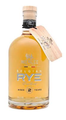 Distillerie de Biercée  Belgian Rye Spirit 2YO