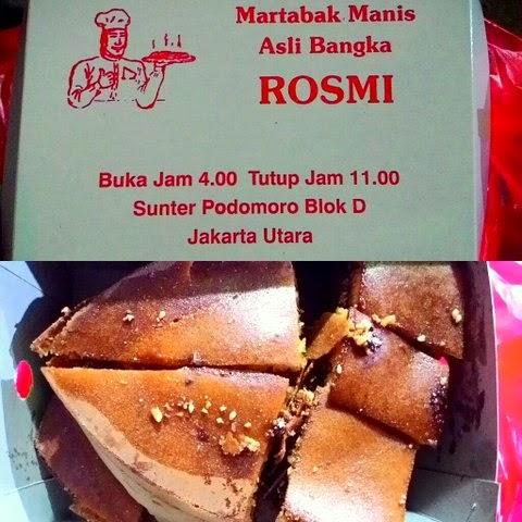 Resep Martabak Manis Bangka Enak Anti Gagal