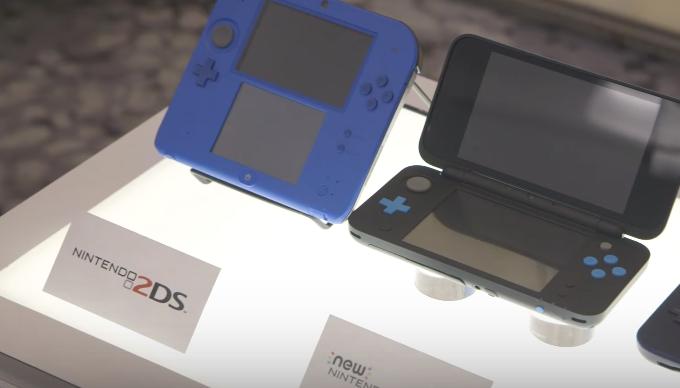New Nintendo 2DS se muestra en acción en vídeos