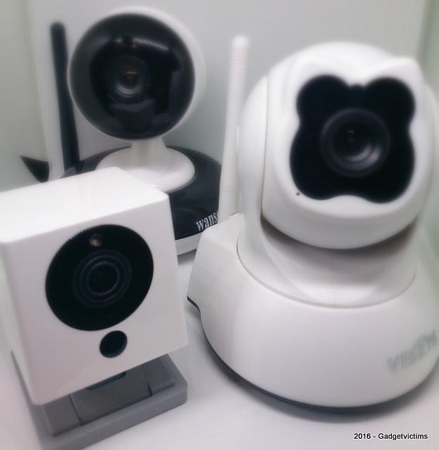 Veskys (and Digoo BB-M2) IP Cameras: ONVIF, PTZ, HD, IrCut, Night
