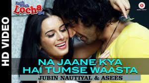 Na jane kya hai tumse waasta underrated song by Jubin Nautiyal