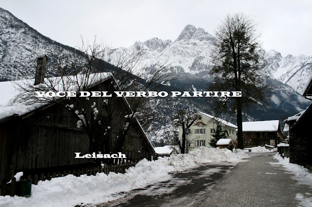 PICCOLI BORGHI DELL'OSTTIROL: LEISACH