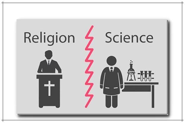 Διαφορές επιστήμης και θρησκείας