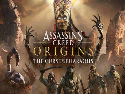 Assassins Creed Origins The Curse of Pharaohs Game Free Download