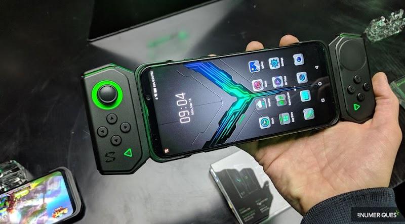 Xiaomi Black Shark 2 dan 2 Pro Resmi Muncul Di Indonesia