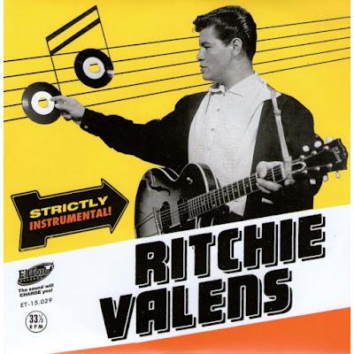 Ritchie Valens – Strictly Instrumental!