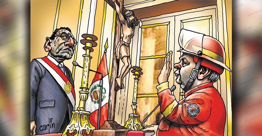 Carlincaturas Jueves 16 Julio 2020 - La República