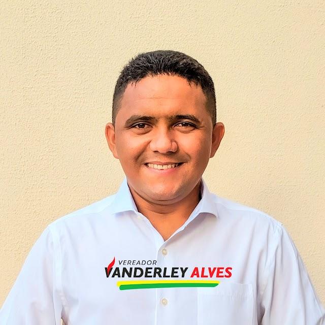 Vereador Vanderley Alves tem 15 emendas aprovadas na LDO para o ano de 2021 em Santa Cruz dos Milagres-PI