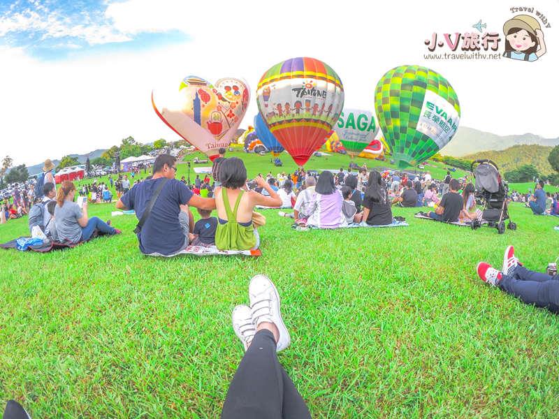 2019台東鹿野高台國際熱氣球嘉年華