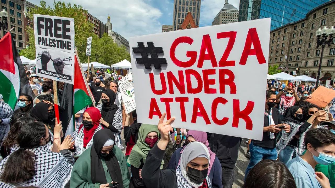 Dukung Kekerasan Israel terhadap Palestina, Warga Arab-Amerika di AS Menyesal Coblos Joe Biden