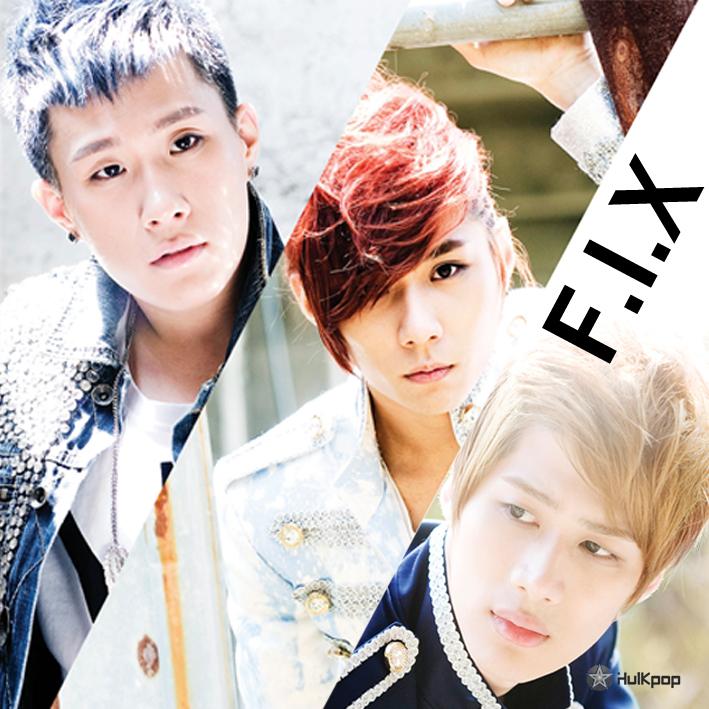 [Single] F.I.X – She's My Girl