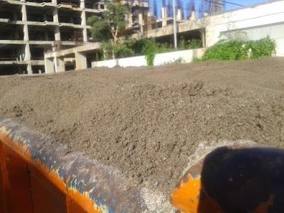 supplier pasir plester jakarta